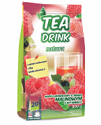 tea drink malina