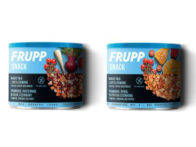 Frupp Snack nowosc